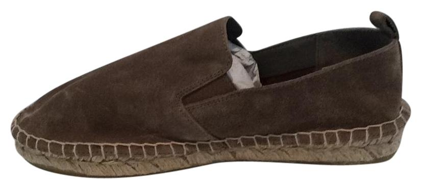 Vince espadrilles in taupe suede