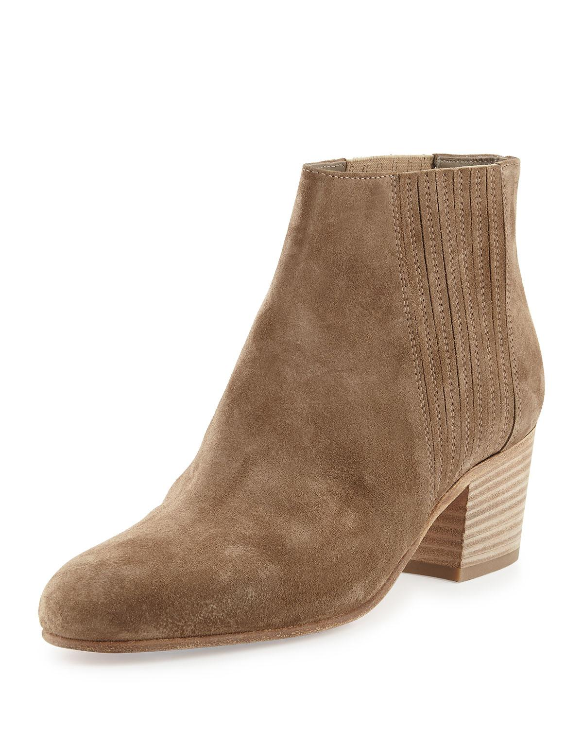 Vince Suede Ankle Boots discount low price 2014 newest best place to buy sale top quality cheap sale 2014 newest 0Seuvg9gj