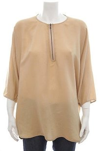 Vince Light Yellow Top Beige