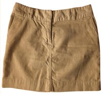 Vineyard Vines Mini Skirt tan