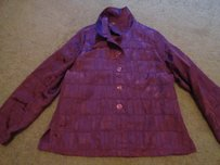 Vintage Clothing Sale purple Jacket