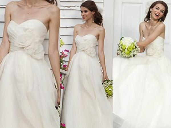 wedding dresses austin tx watters 6075b wedding dress tradesy 9293