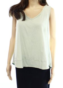 Free People 100-cotton Cami New With Tags Top