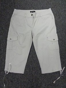 White House | Black Market Cargo Pants Gray