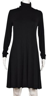 White + Warren short dress Black Amp Womens on Tradesy