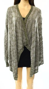 Wild Pearl Cotton-blends Long-sleeve Sweater