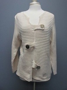 Willow & Clay Cotton Long Sweater
