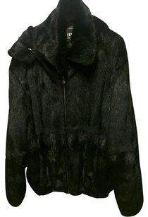 Winter New York Fur Coat