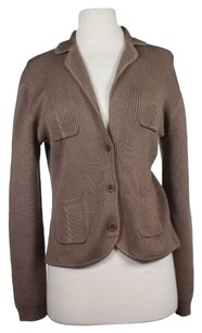 Worth Womens Cardigan Cotton Knit Jacket Sweater
