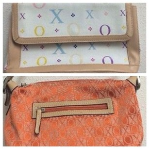 XOXO Lot Of Orange Shoulder Bag