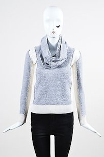 Yigal Azroul Azrouel And White Sweater