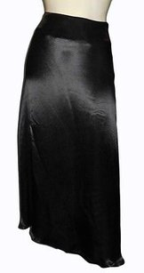 Yohji Yamamoto Ys High Low Asymmetrical Hem Occasion Hs2833 Skirt Black