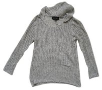 Other Open Knit Long Sleeve Comfy Cape