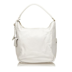 Saint Laurent Ivory Leather Others Shoulder Bag