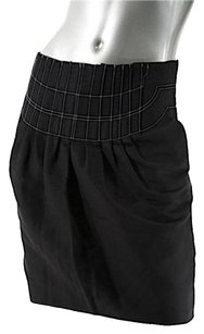 Yves Saint Laurent Mini Skirt Black