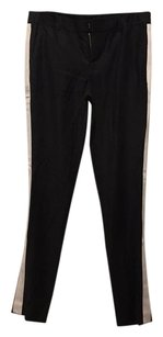 Zadig & Voltaire Trouser Pants Black/White