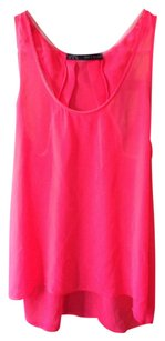 Zara Top Hot pink