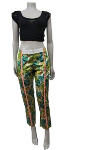 ZIMMERMANN Anthropologie Capri/Cropped Pants Multi-Color